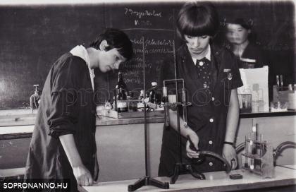 Kémiai kísérletek