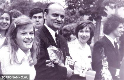 Ballagás 1973-ban