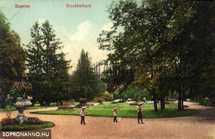 Az Erzsébet-kert