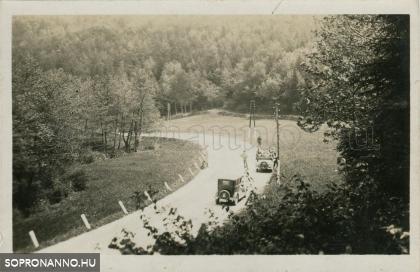 Pillanatkép az I. Brennbergi Hegyiversenyről