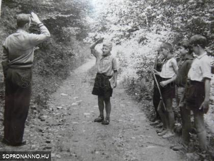 Az első brennbergi tábor