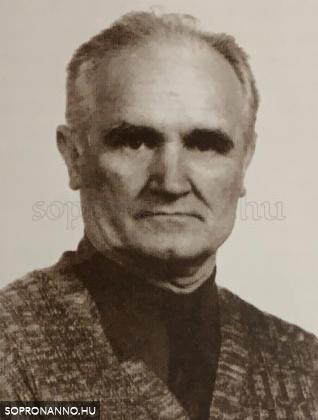 Rázó József (1926-1991)