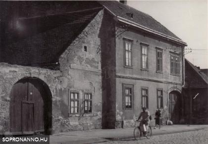 Újteleki utca - 1962