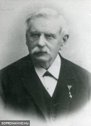 Seltenhofer III. Frigyes (1853-1914)