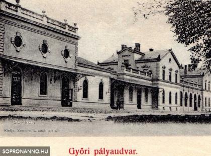 Győri pályaudvar