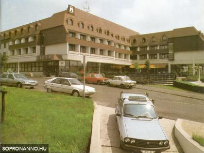 A Hotel Sopron
