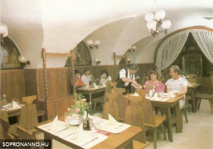 A Rondella étterem