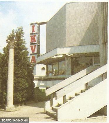 Az IKVA áruház