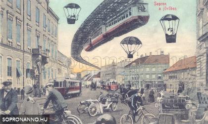 Sopron a jövőben