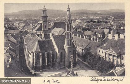 Sopron, a legpatinásabb magyar város