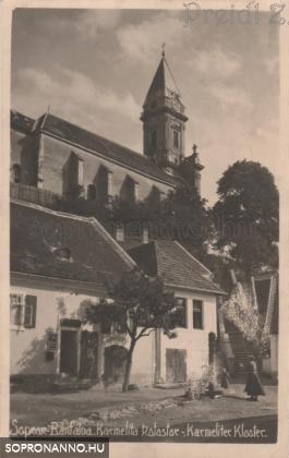 """Sopron-Bánfalva Karmelita-kolostor"""
