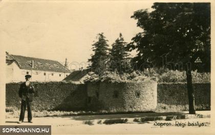 """""""Sopron. Régi bástya"""""""