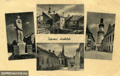 Soproni részletek