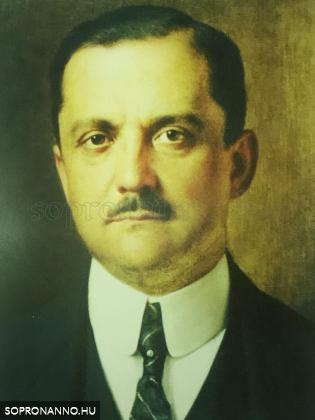 Sopronyi-Thurner Mihály