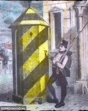 Posztoló őr
