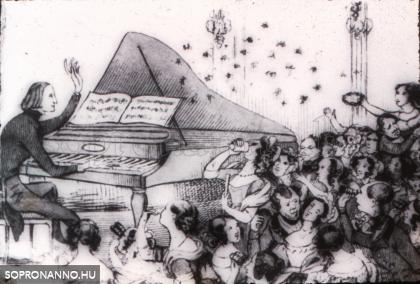 Liszt Ferenc hangversenye
