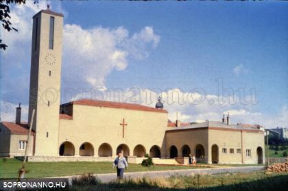 A Szent István - templom