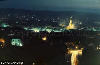 Sopron éjjel