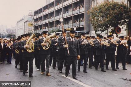 Szüreti felvonulás 1976-ban
