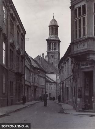 Templom utca - 1937