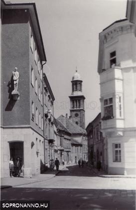 Templom utca - 1962