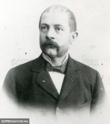 Ullein József (1859-1915)