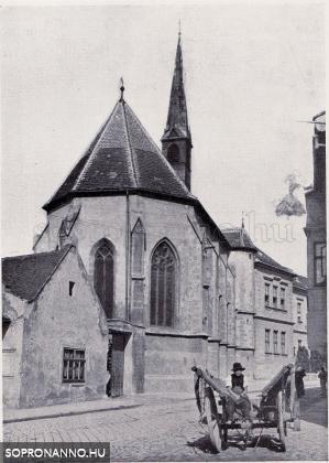 Szent János - templom