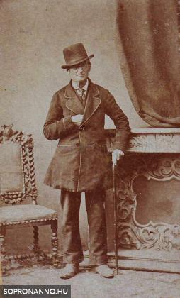 Vinzenz Lobenwein (1845-1907) fényképész mester – Harald Lobenwein apja
