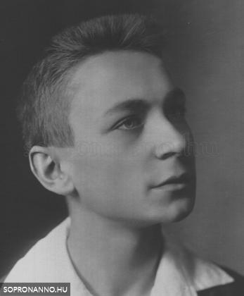 ifj. Lobenwein Harald 15 évesen