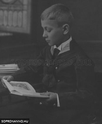 ifj. Lobenwein Harald 12 évesen