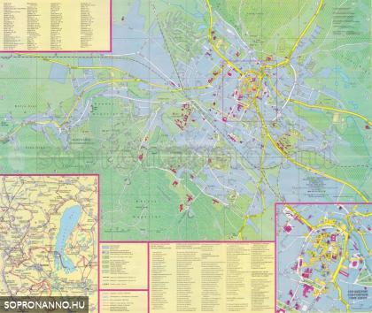 Térkép 1992