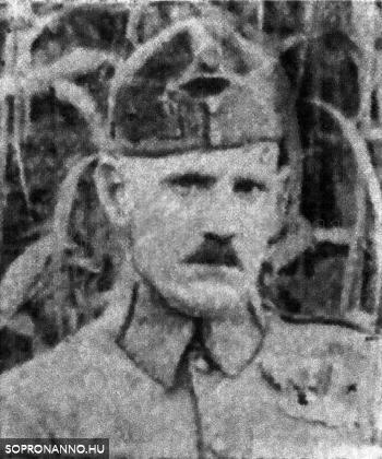 Reischl Mátyás 1905 táján