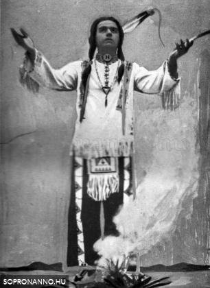 Fehér Szarvas 1940 körül