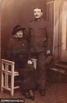 Pum Géza és Bogner Hermina