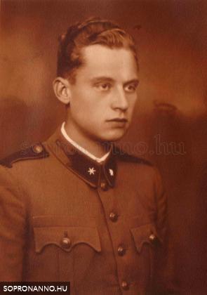 Pum János katonakorában