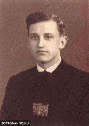 Pum Gyula érettségi előtt