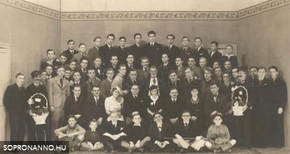 Kabaré 1939.