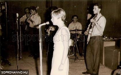 1967. Tini tehetség vendégként