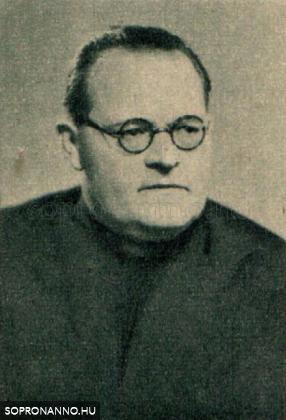 Koszter atya (Márton Ferenc felvétele)
