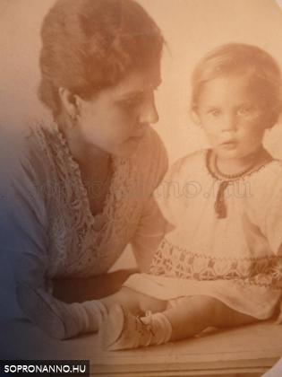 Józsa mama, Magdi