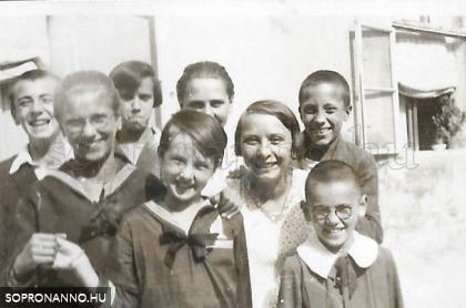 Széchenyi-ház gyerekek