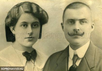 Steier Mária és Fájth István
