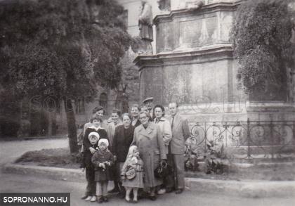 A testvérek, kb. 1960-ban