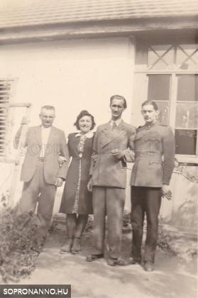 Ismeretlen család