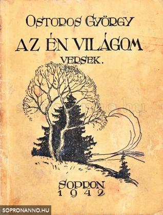Ostoros György verses kötete