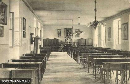 A Szent Orsolya-rendiek internátusa