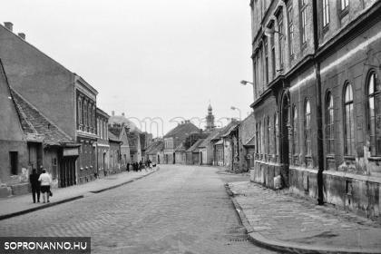 Az Újteleki utca