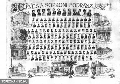 20 éves a Soproni Fodrász KSZ
