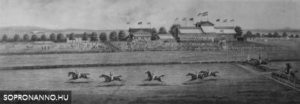 A soproni lóversenytér
