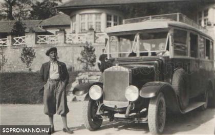 Horváth József gépkocsivezető